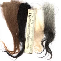 Image of Icelandic sheep fleece locks